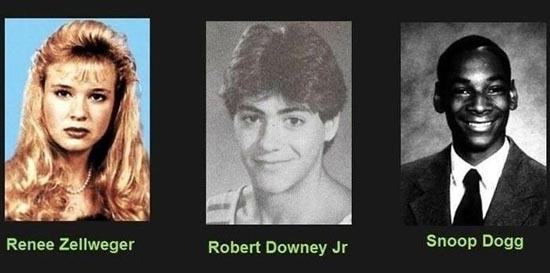 Διάσημοι σε σχολική ηλικία (4)
