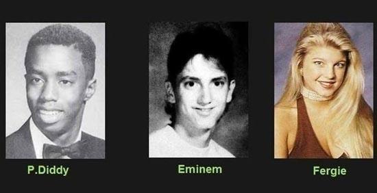 Διάσημοι σε σχολική ηλικία (8)
