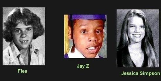 Διάσημοι σε σχολική ηλικία (9)