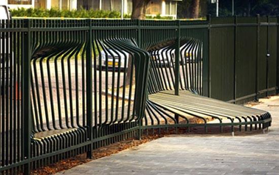 Δημιουργικοί φράχτες απ' όλο τον κόσμο (4)