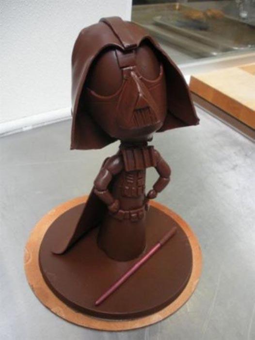 Εκπληκτικές δημιουργίες από σοκολάτα (8)