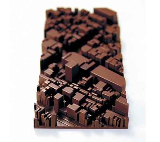 Εκπληκτικές δημιουργίες από σοκολάτα (9)