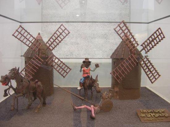 Εκπληκτικές δημιουργίες από σοκολάτα (13)