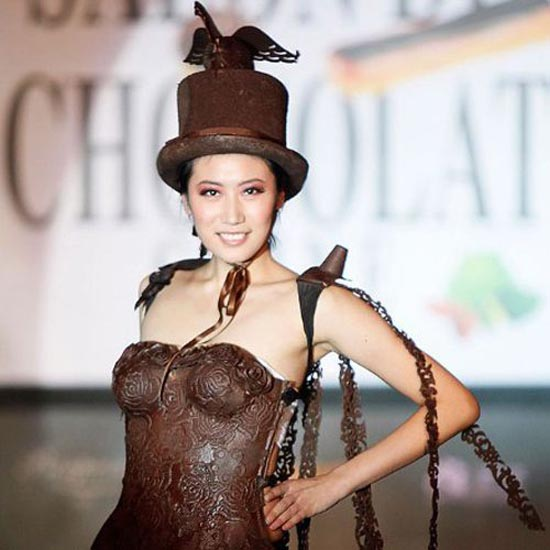 Εκπληκτικές δημιουργίες από σοκολάτα (14)