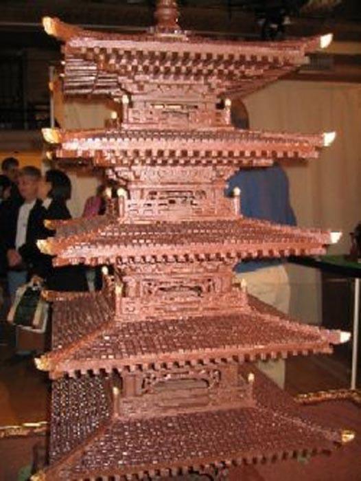 Εκπληκτικές δημιουργίες από σοκολάτα (16)