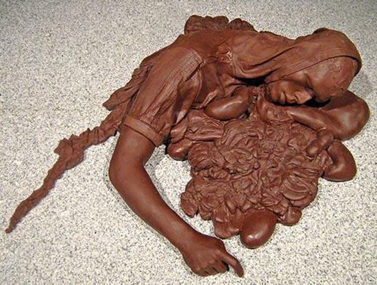 Εκπληκτικές δημιουργίες από σοκολάτα (20)
