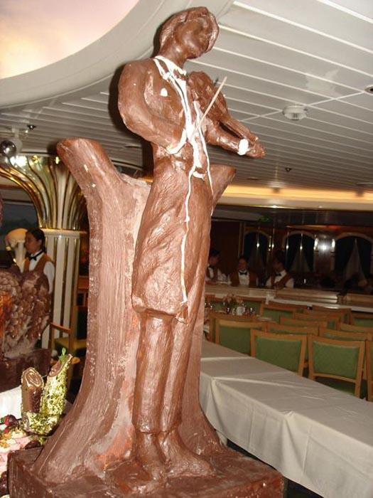 Εκπληκτικές δημιουργίες από σοκολάτα (23)