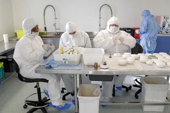 Διαδικασία παραγωγής για εμφυτεύματα στήθους (11)
