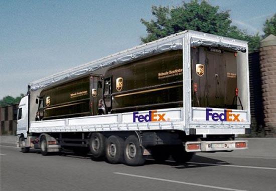 Εντυπωσιακές διαφημίσεις σε φορτηγά (3)