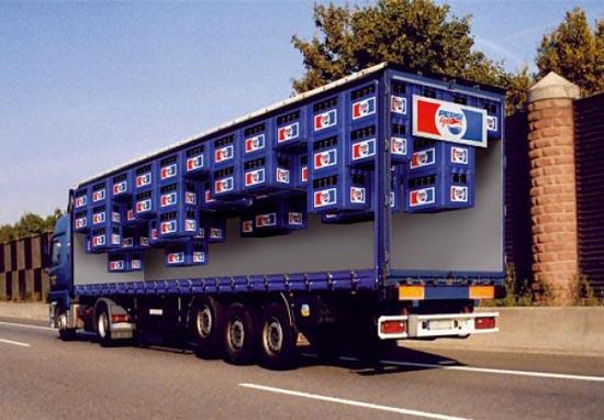 Εντυπωσιακές διαφημίσεις σε φορτηγά (7)