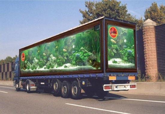 Εντυπωσιακές διαφημίσεις σε φορτηγά (10)