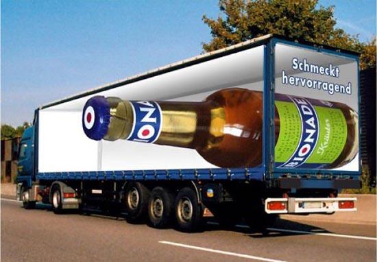 Εντυπωσιακές διαφημίσεις σε φορτηγά (12)