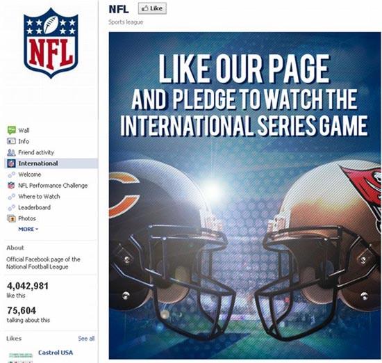 Εντυπωσιακές σελίδες στο Facebook (2)