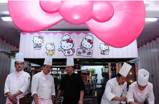 Εστιατόριο Hello Kitty στο Πεκίνο (4)