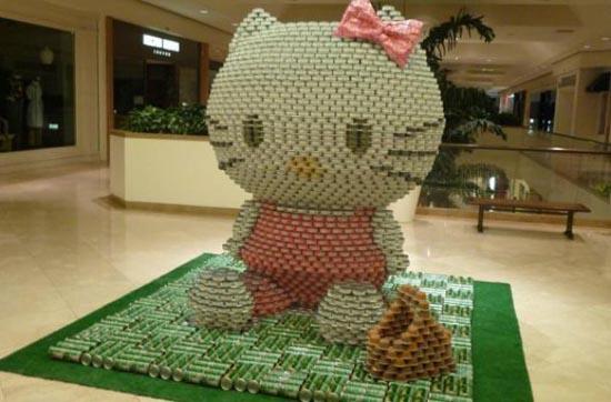 Εστιατόριο Hello Kitty στο Πεκίνο (5)
