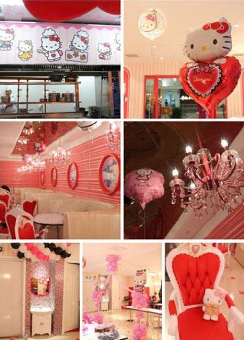 Εστιατόριο Hello Kitty στο Πεκίνο (6)