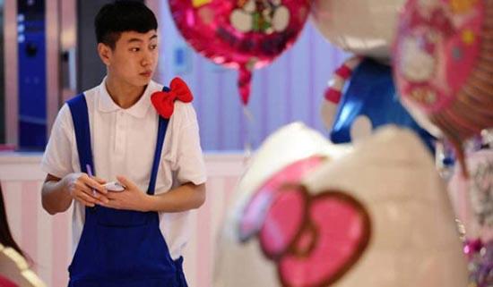Εστιατόριο Hello Kitty στο Πεκίνο (7)