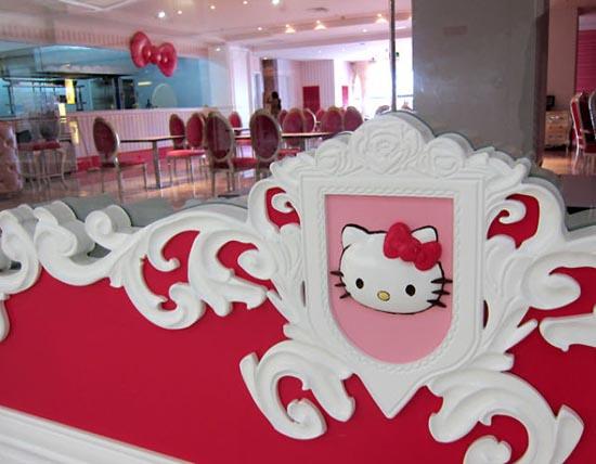 Εστιατόριο Hello Kitty στο Πεκίνο (11)