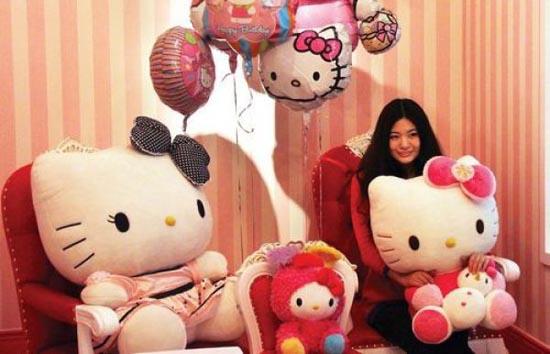 Εστιατόριο Hello Kitty στο Πεκίνο (14)