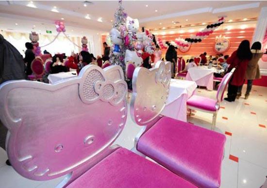 Εστιατόριο Hello Kitty στο Πεκίνο (16)