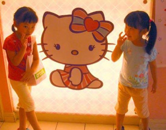 Εστιατόριο Hello Kitty στο Πεκίνο (17)