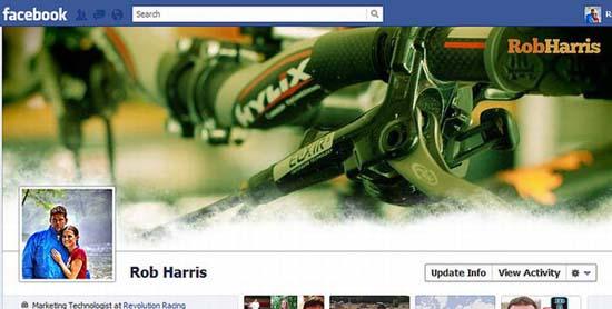 Εντυπωσιακά Facebook Profiles (6)