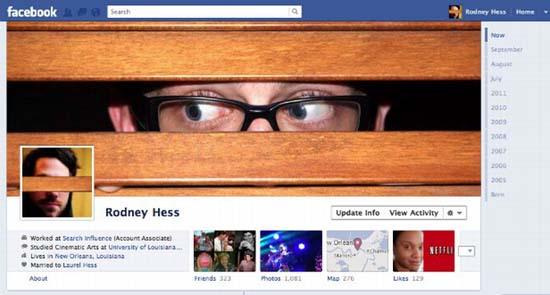 Εντυπωσιακά Facebook Profiles (7)