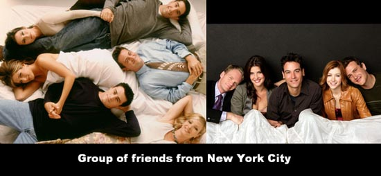 Friends vs How I Met Your Mother (1)