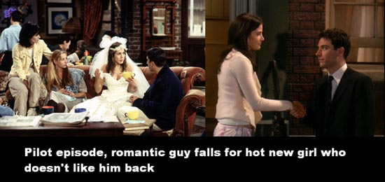 Friends vs How I Met Your Mother (3)