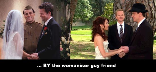 Friends vs How I Met Your Mother (11)