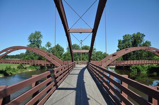 Γέφυρα τριών κατευθύνσεων στο Michigan (2)