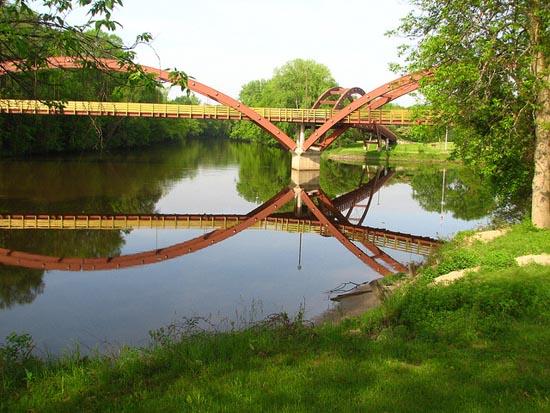 Γέφυρα τριών κατευθύνσεων στο Michigan (4)