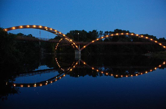 Γέφυρα τριών κατευθύνσεων στο Michigan (7)