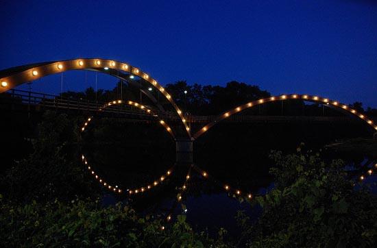Γέφυρα τριών κατευθύνσεων στο Michigan (8)