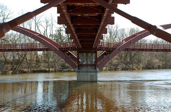 Γέφυρα τριών κατευθύνσεων στο Michigan (9)