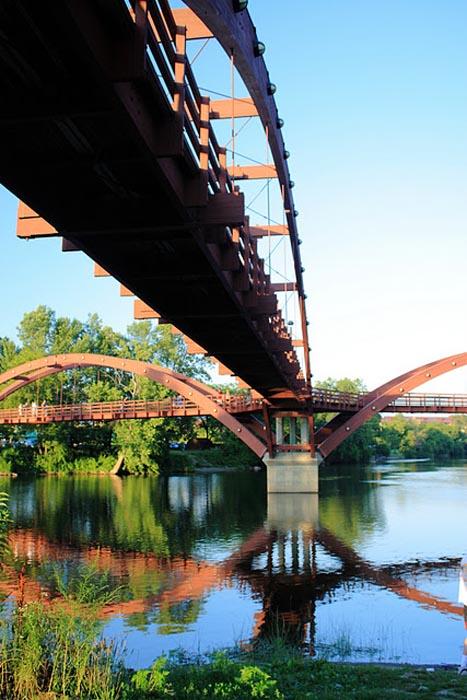 Γέφυρα τριών κατευθύνσεων στο Michigan (12)