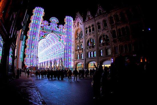 Καθεδρικός ναός από 55.000 φώτα LED (3)