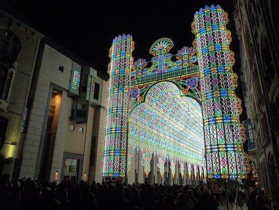 Καθεδρικός ναός από 55.000 φώτα LED (4)
