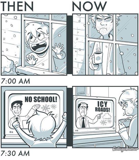 Όταν ήσουν παιδί vs τώρα (4)