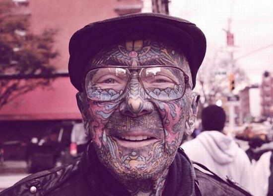 Παππούδες και γιαγιάδες με τατουάζ (1)