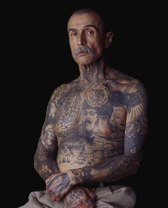 Παππούδες και γιαγιάδες με τατουάζ (2)