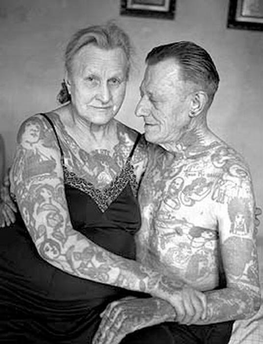 Παππούδες και γιαγιάδες με τατουάζ (5)