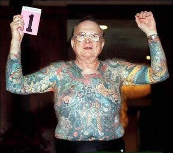 Παππούδες και γιαγιάδες με τατουάζ (17)