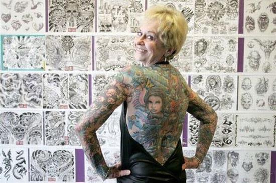 Παππούδες και γιαγιάδες με τατουάζ (20)