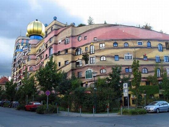 Παράξενα σπίτια και κτήρια (9)