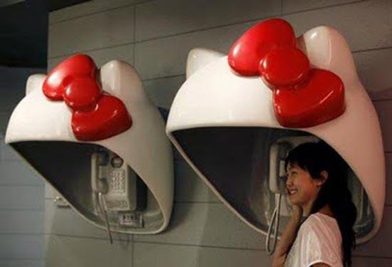 Παράξενοι τηλεφωνικοί θάλαμοι (7)