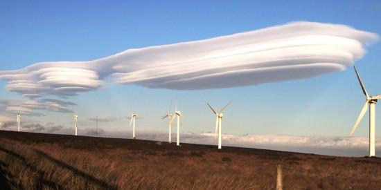Φωτογραφία της ημέρας: Σπάνια φακοειδή σύννεφα