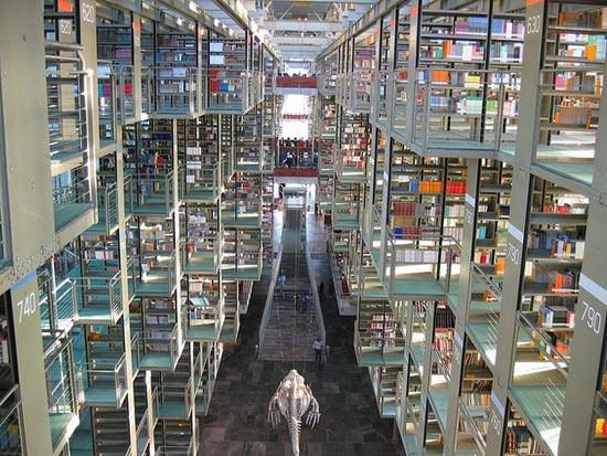 8 από τις πιο εντυπωσιακές βιβλιοθήκες στον κόσμο (3)
