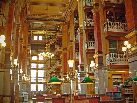 8 από τις πιο εντυπωσιακές βιβλιοθήκες στον κόσμο (5)