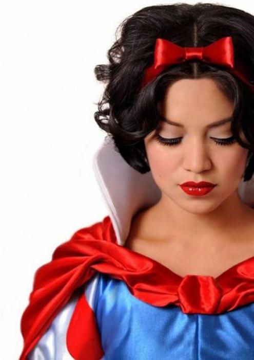 Όταν οι πριγκίπισσες της Disney ζωντανεύουν (5)